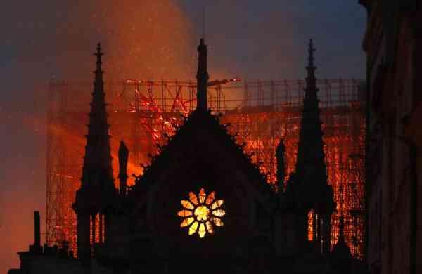 Notre Dame (Photo: AP)