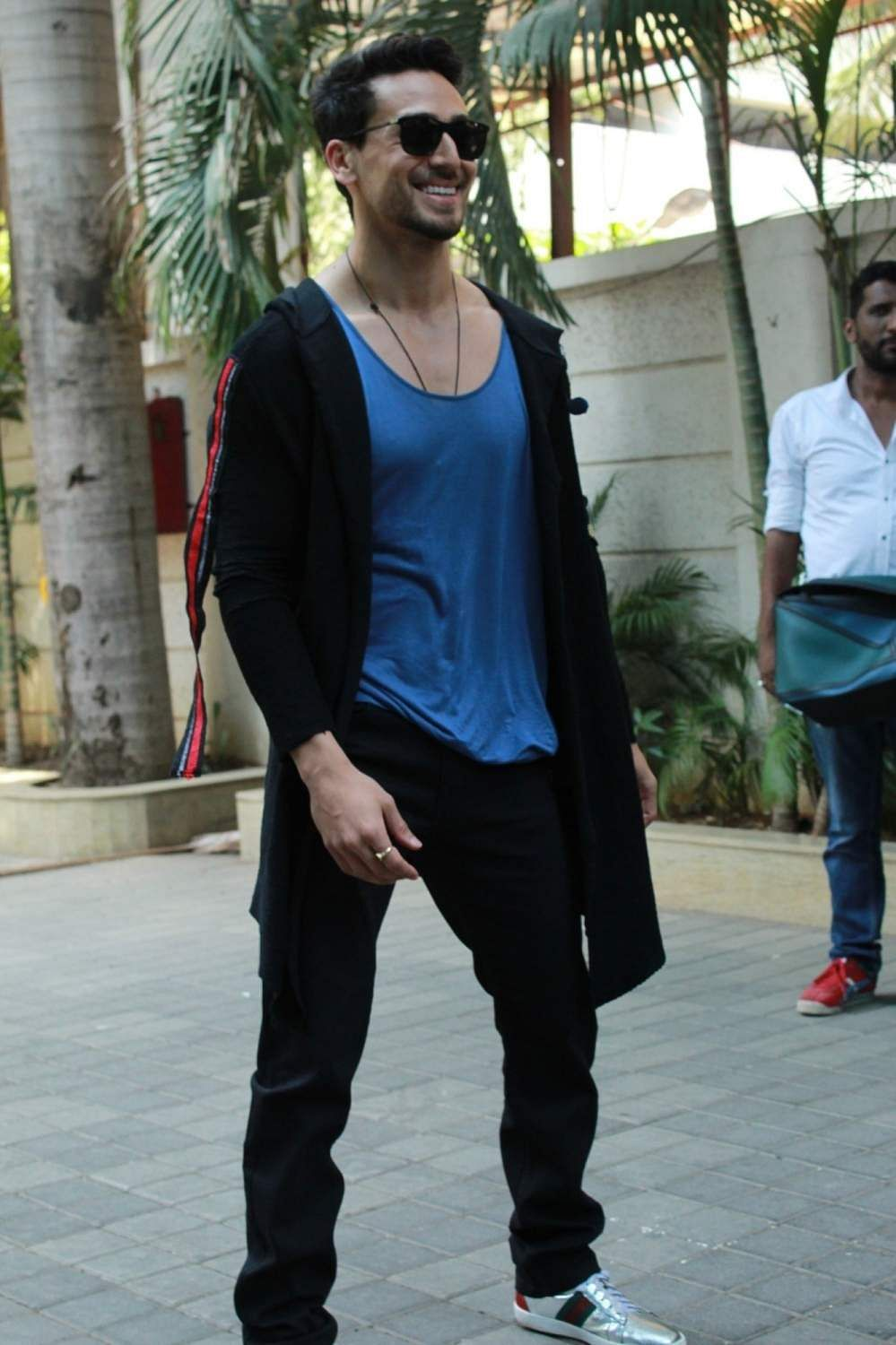 Mumbai: Actor Tiger Shroff at the song launch of his upcoming film 'Student of the Year 2', in Mumbai, on April 18, 2019. (Photo: IANS)