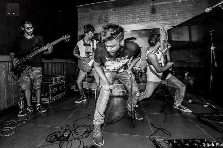 Lurid band