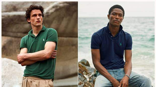 Ralph Lauren launches polo shirt made entirely of recycled plastic bottles