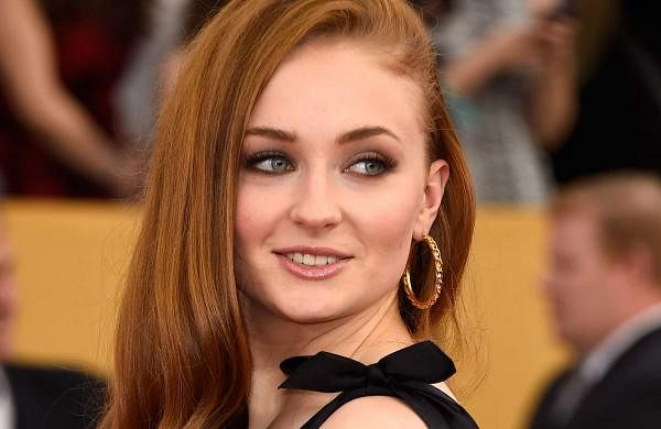 Sophie Turner Game of Thrones Season 8