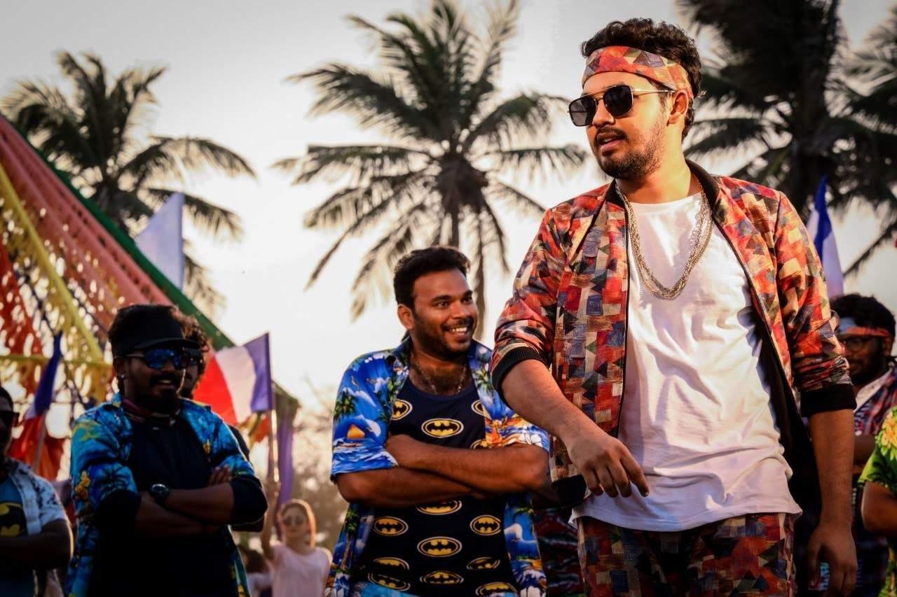 Natpe Thunai Hip Hop Thamizha