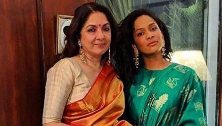 Neena Gupta and Masaba Gupta
