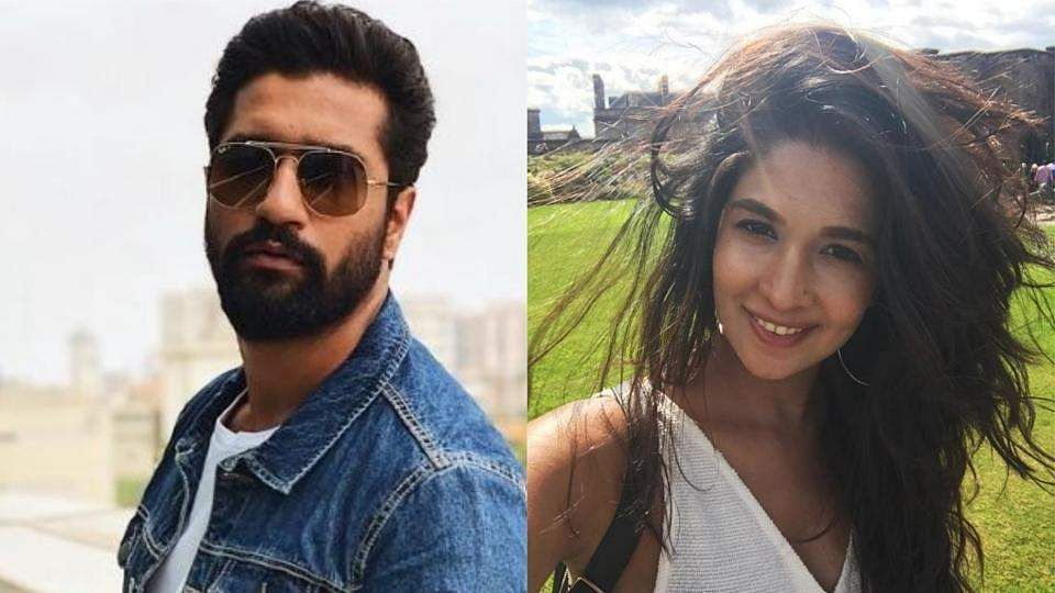 Harleen Sethi writes emotional poem post-breakup with Vicky Kaushal, says 'breakups don't break me'