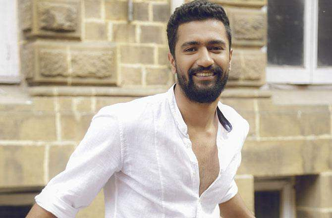 Vicky Kaushal injured during shoot ofupcoming horror flick