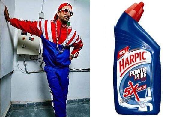 Ranveer Singh compares himself to the toilet cleaner in his Instagram stories