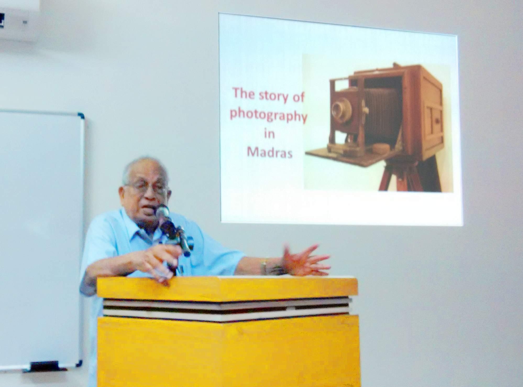 Chennai historian S Muthiah passes away