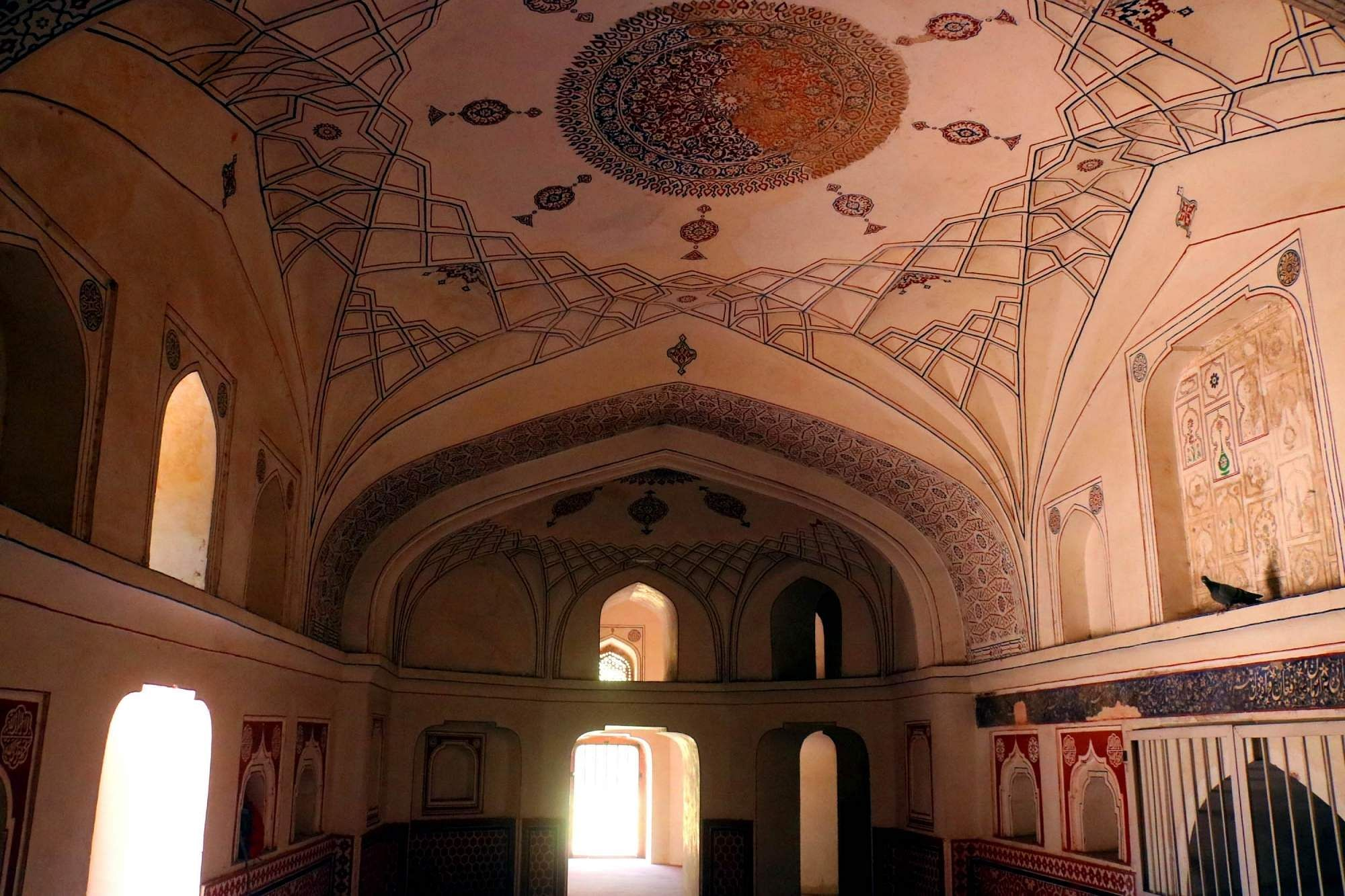Humayun's Tomb conservation (Photo: IANS)