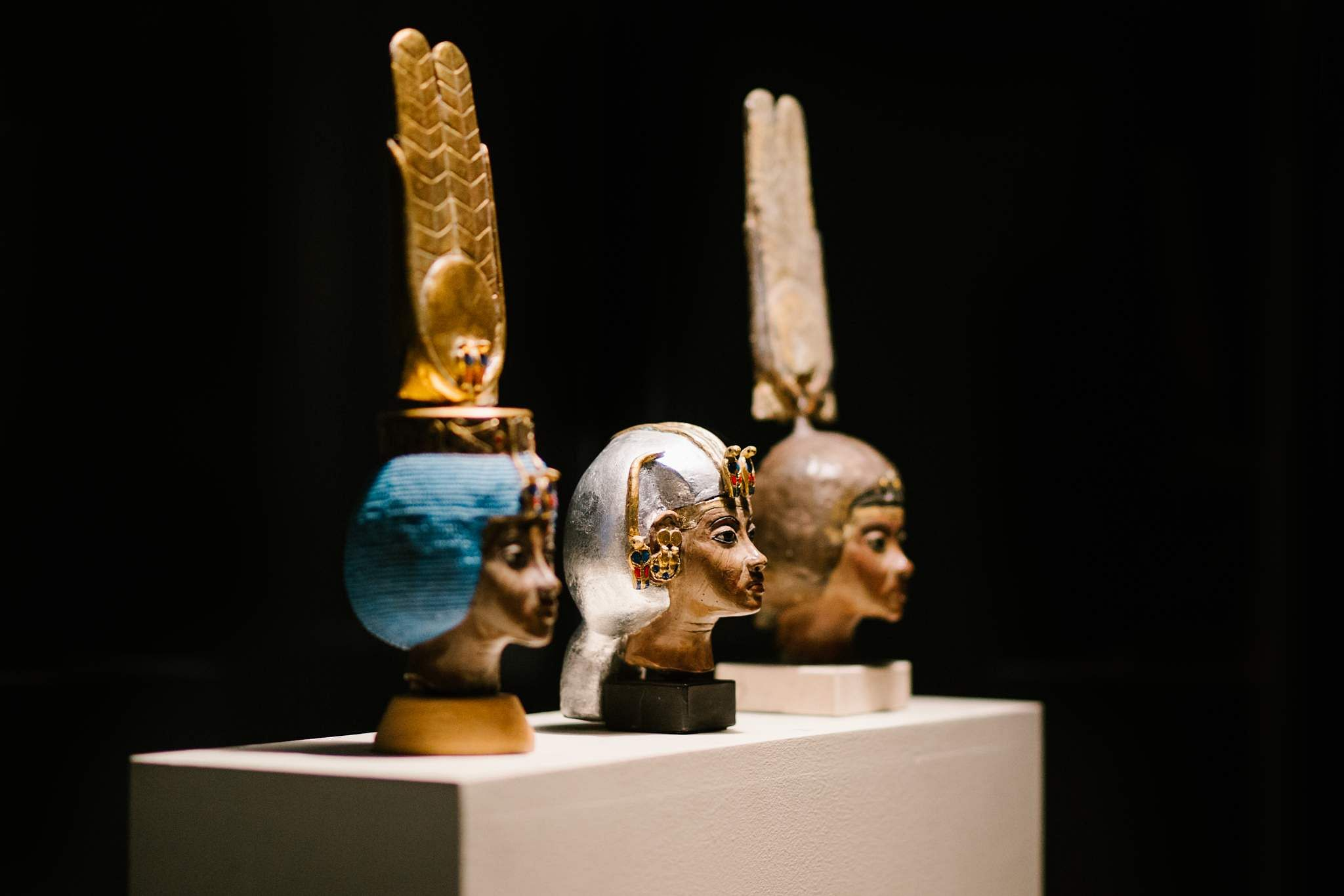 Queens of Egypt at Nat Geo Museum