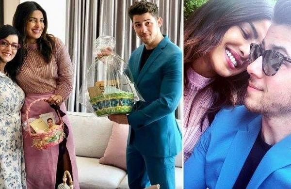 Priyanka Chopra, Nick Jonas celebrate first Easter together, share pictures on Instagram
