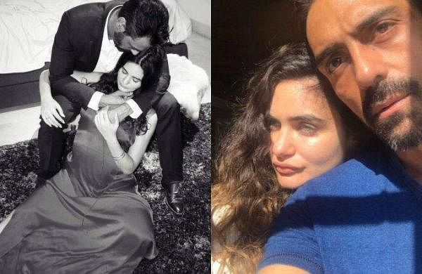 'Blessed to have you and start all over again': Arjun Rampal is expectingchild with girlfriend Gabr