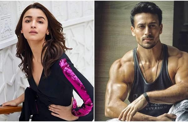 'She is better than me in this': Tiger Shroff ondance number with Alia Bhatt for SOTY2