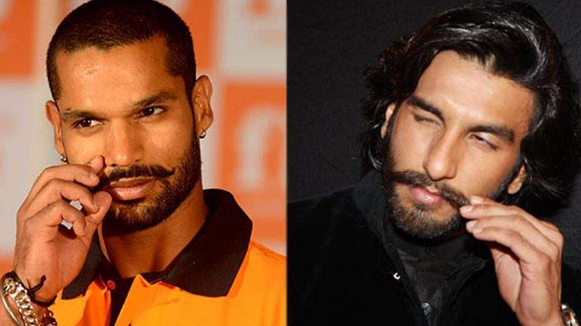 Ranveer Singh, Shikhar Dhawan recreate 'Khalibali' hook step from Padmaavat in viral video