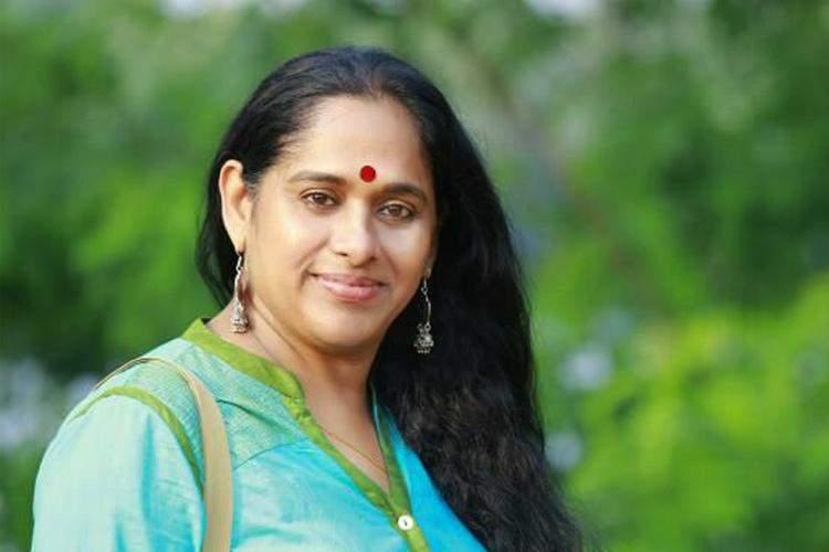 Malayalam actressSajitha Madathil