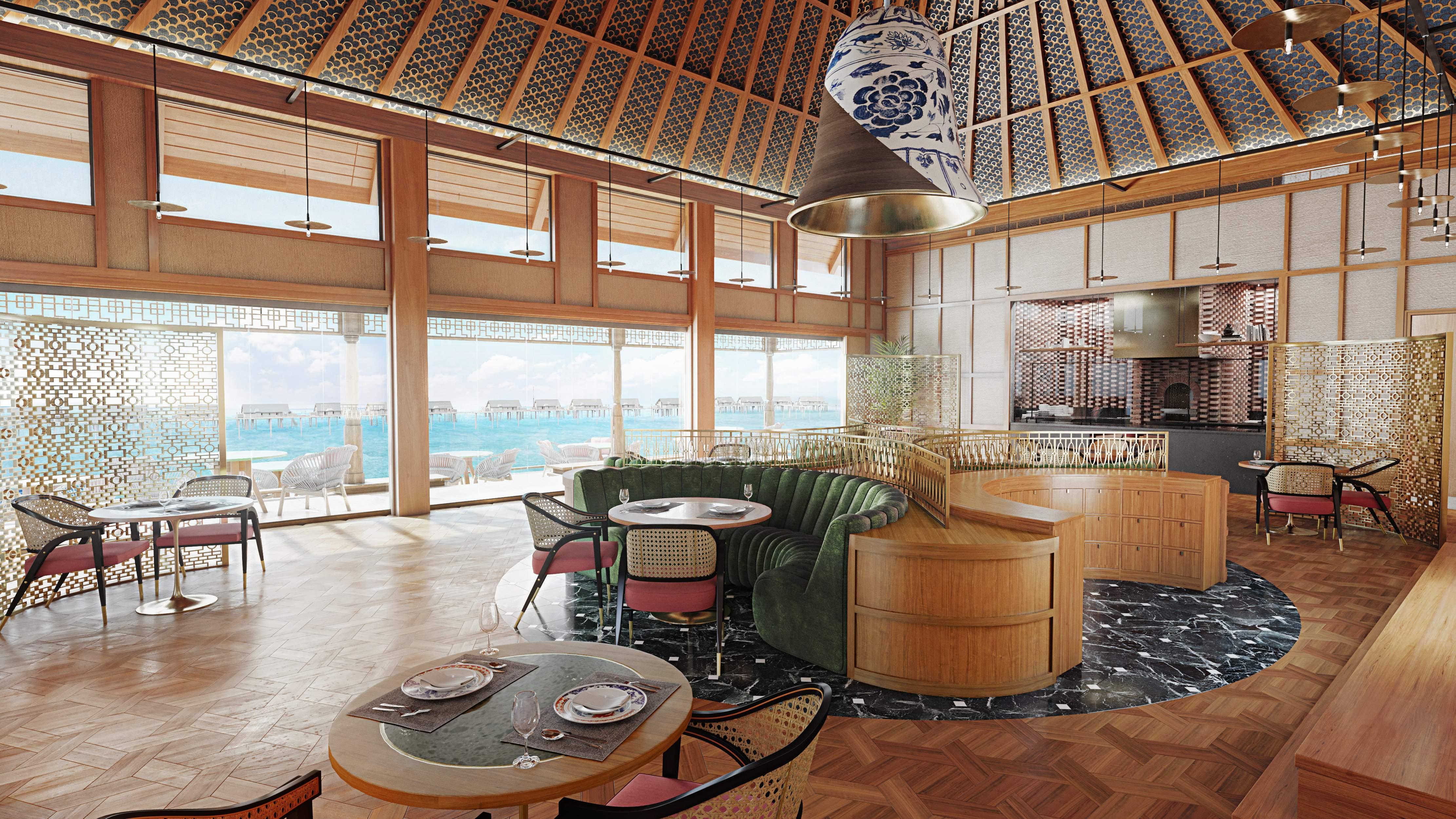 Waldorf Astoria Maldives Ithaafushi - Li Long