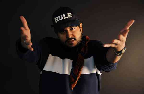 Rapper Shah Rule