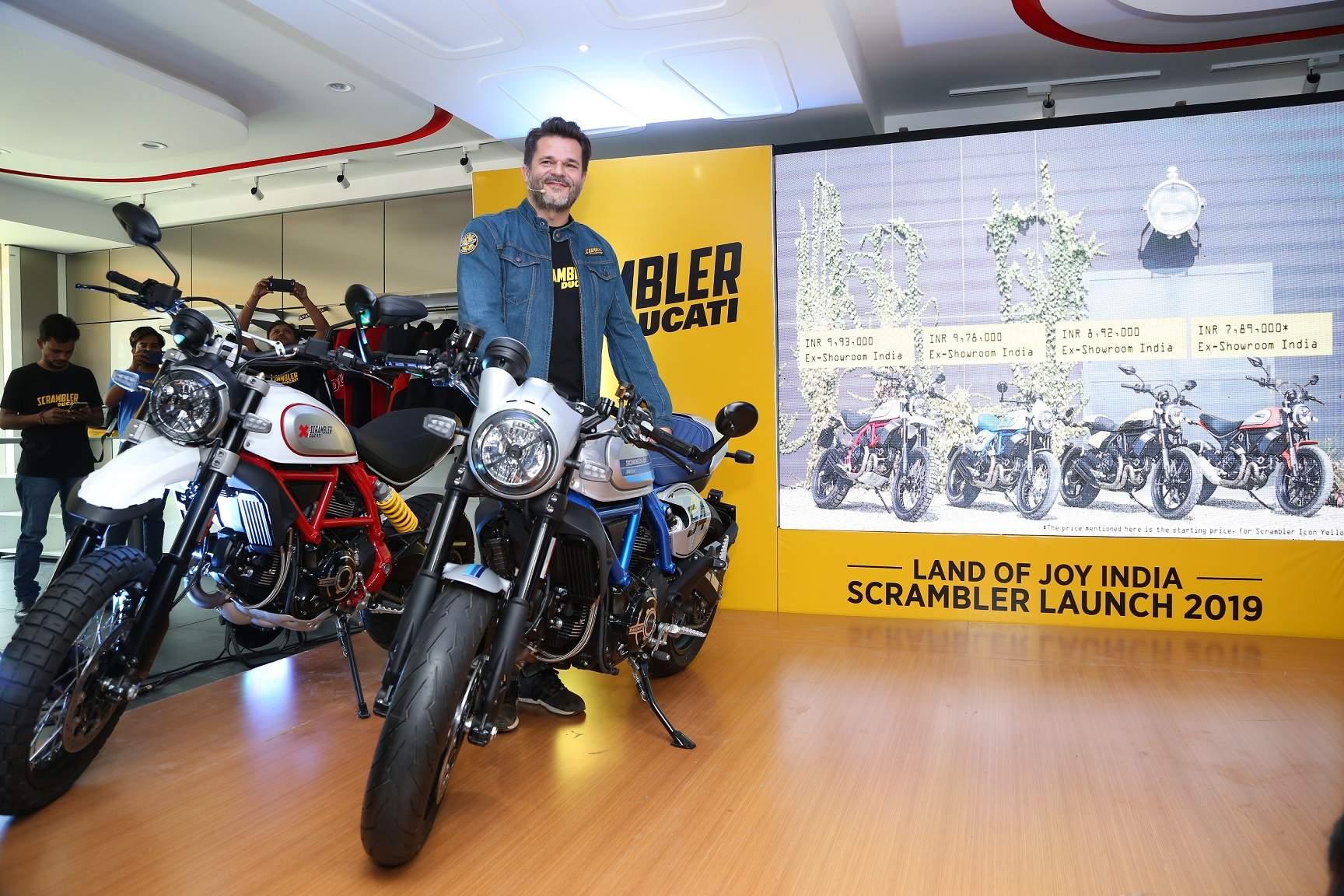 Sergi_Canovas,_MD_of_Ducati_India