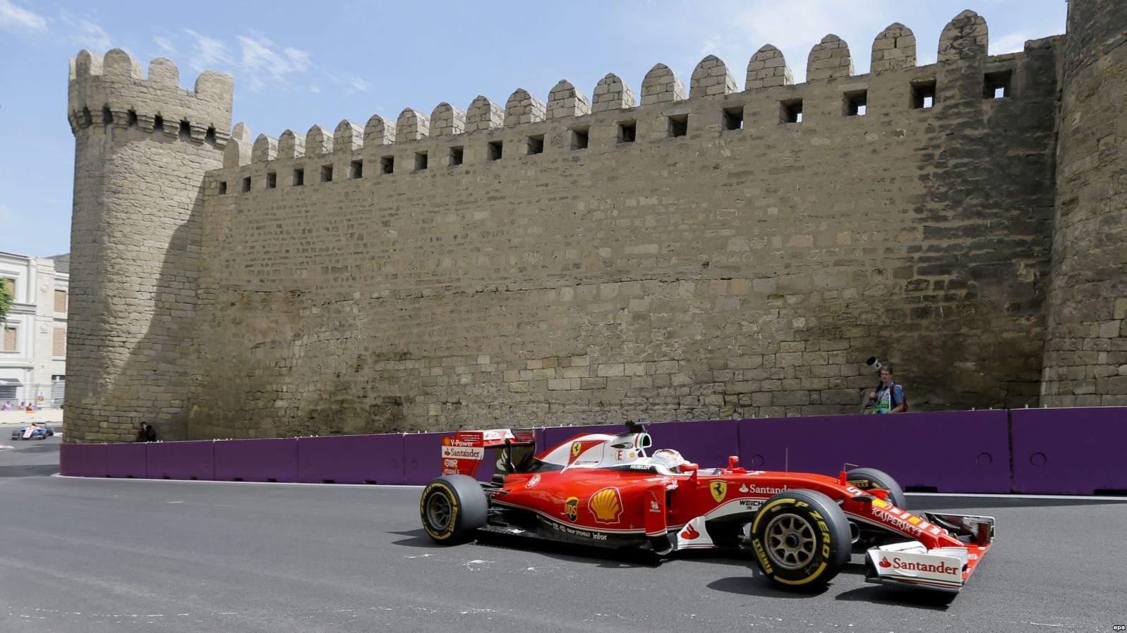 2019 Azerbaijan Grand Prix