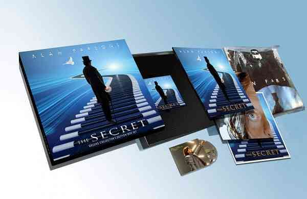 The Secret, Alan Parsons boxset