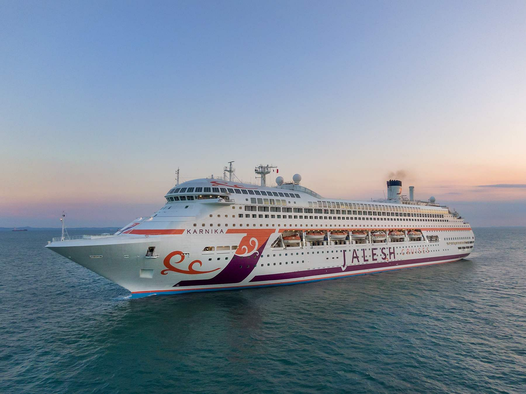 karnika premium cruise ship