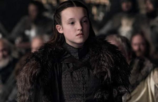 Lyanna Mormont (Bella Ramsey)