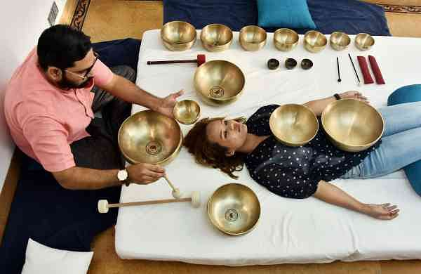 Sound Healing Studio, Rishikesh