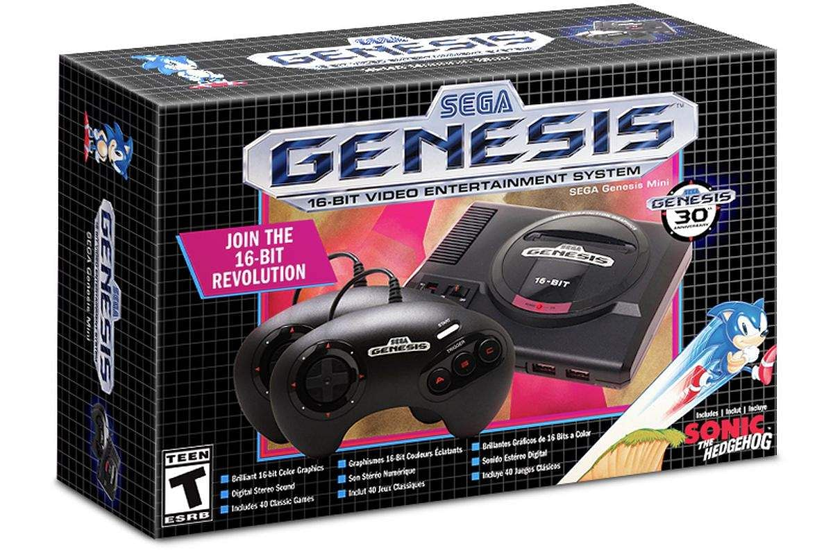 Gaming Genesis