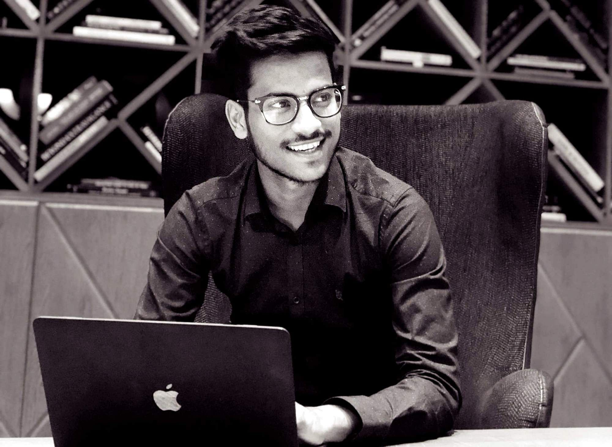 Manan Shah Ethical Hacker