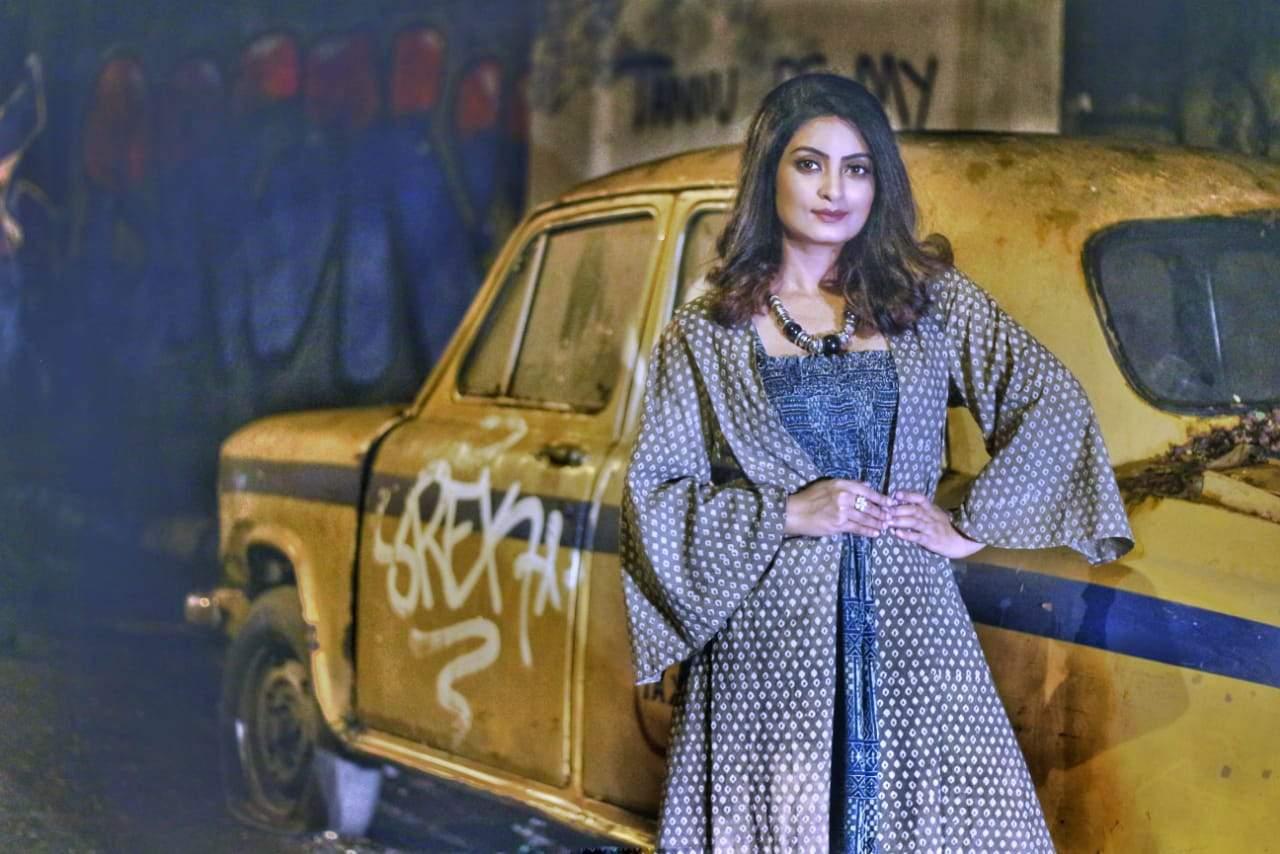 Designer Anushree Malhotra