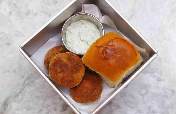 Patina diner in Besant Nagar Chennai