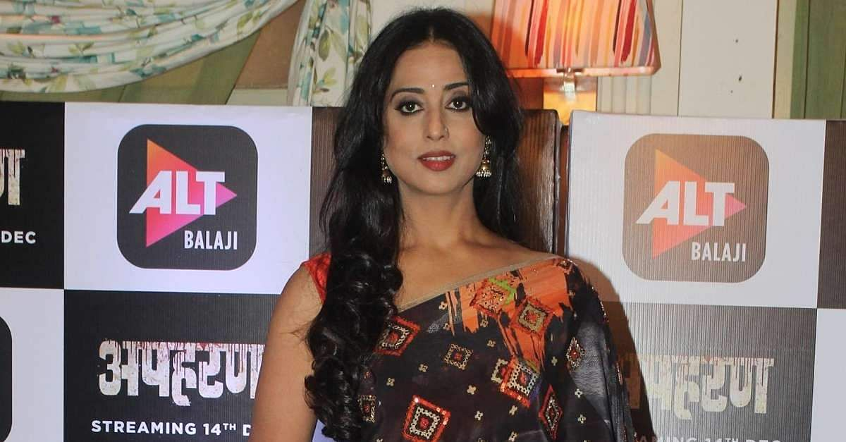 Bollywood actor Mahie Gill all set to star in ALTBalaji's new web