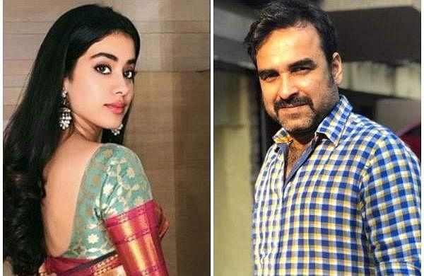 'Pankaj Tripathi thinks I'm a creep': Janhvi Kapoor