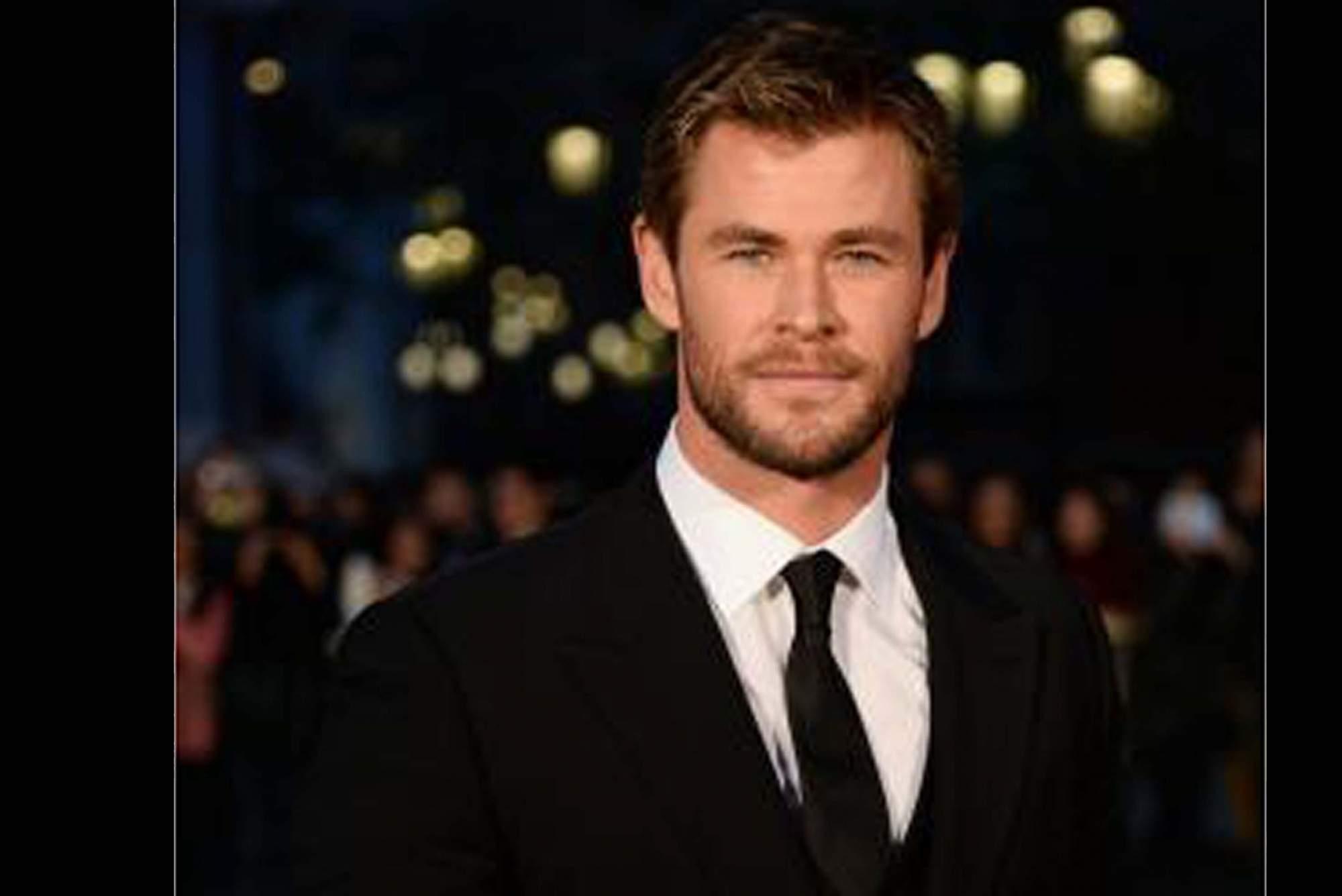 Chris Hemsworth (Photo: IANS)