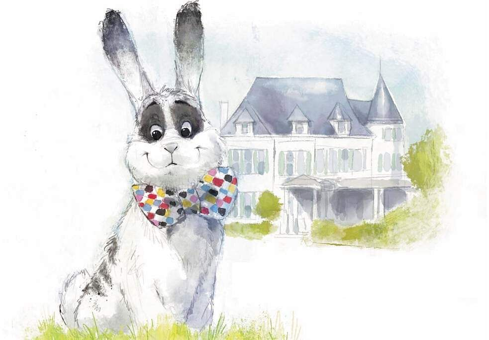Cover image by Chronicle Books of Last Week Tonight With John Oliver Presents A Day in the Life of Marlon Bundo. (Chronicle Books via AP)