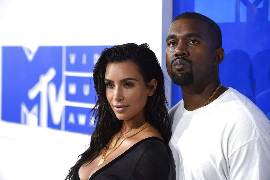 Kim Kardashian West and Kanye West (Photo by Evan Agostini/Invision/AP, File)