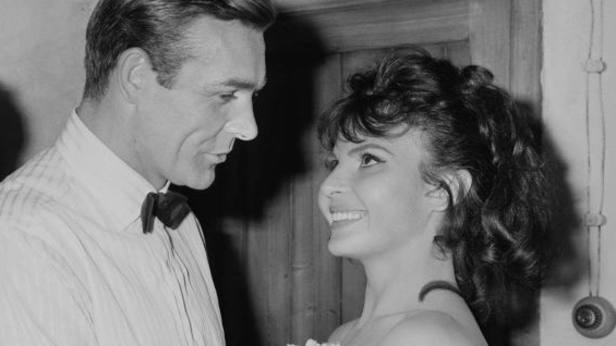 Sean Connery with Nadja Regin