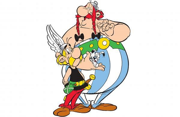 Asterix & Obelix finally go desi!