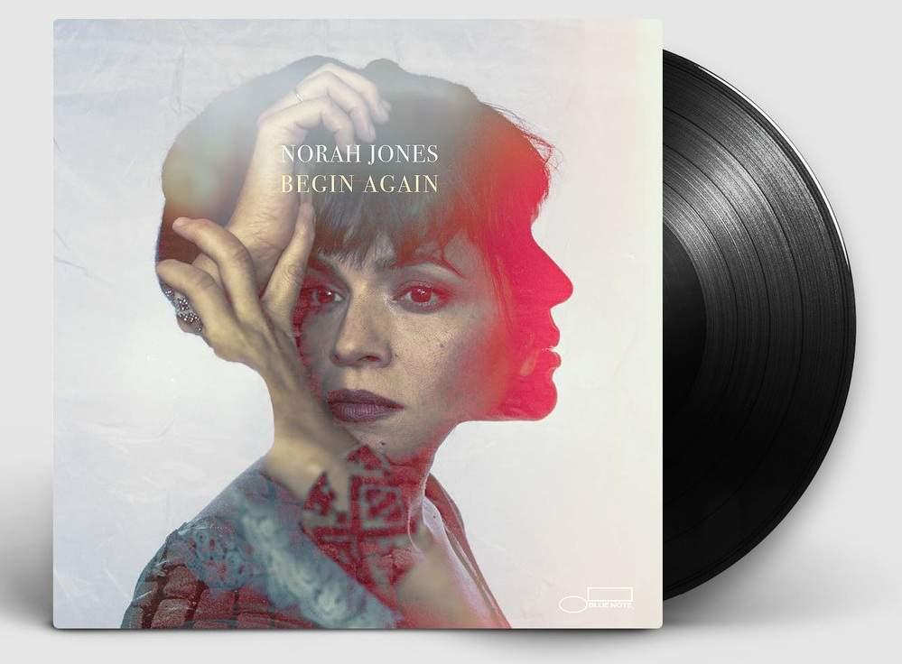 Norah Jonas, 'Begin Again' (Blue Note)