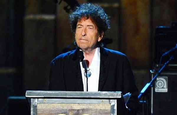 File photo: Bob Dylan. (Photo by Vince Bucci/Invision/AP)