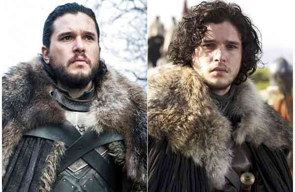 Kit Harington portrays Jon Snow (HBO via AP)