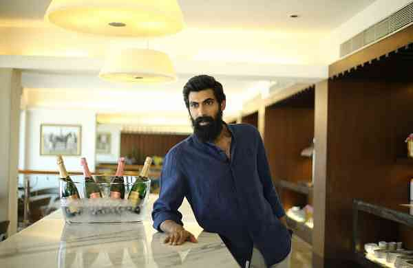 Rana Daggubati latest photo