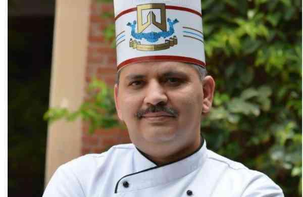 Chef Rakesh Ghai
