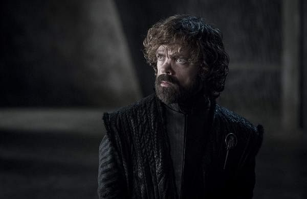 Peter Dinklage in a still from Ep05 S08. Game of Thrones, HBO and related service marks are the property of Home Box office, Inc. All rights reserved. Airs on Star World/HD every Tuesday, 10 pm.