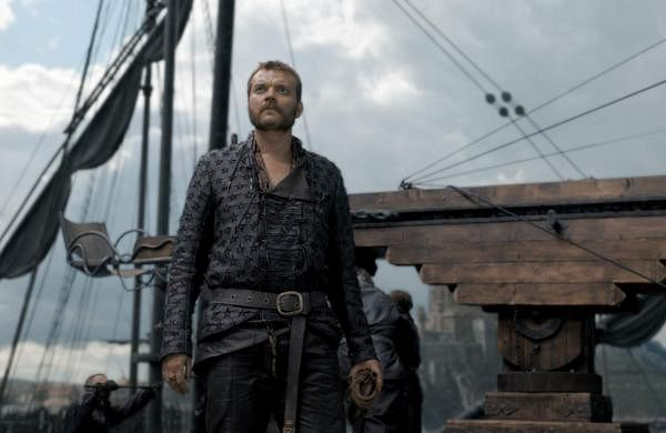 Pilou Asbaek in a still from Ep05 S08. Game of Thrones, HBO and related service marks are the property of Home Box office, Inc. All rights reserved. Airs on Star World/HD every Tuesday, 10 pm.