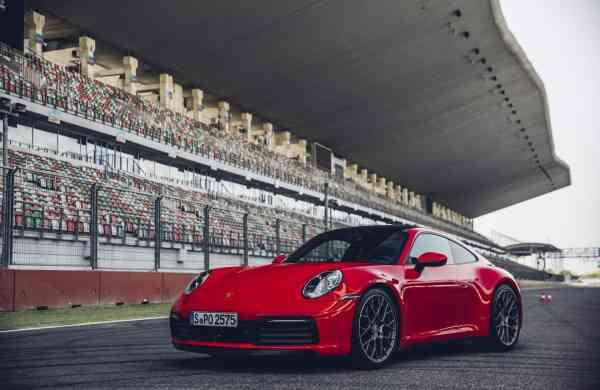 Porsche 911 in India