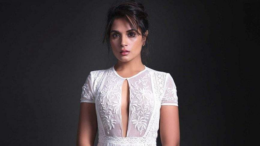 'I don't believe in having war of words on public platform': Richa Chadha