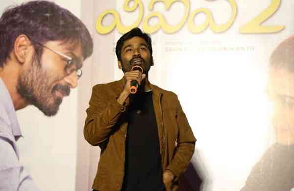 Dhanush (Photo: IANS)