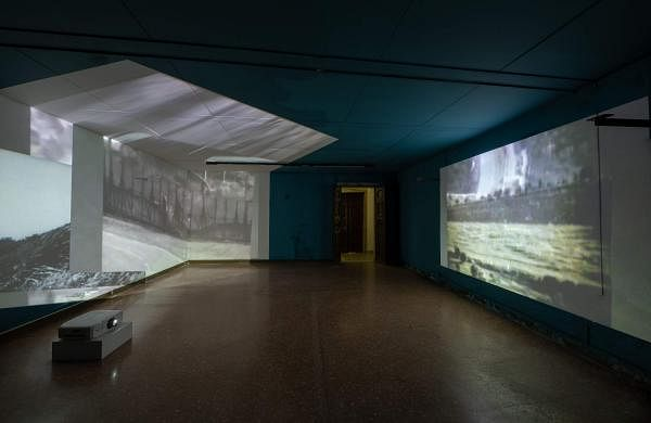 Basel Abbas and Ruanne Abou-Rahme. Future Generation Art Prize at Venice Biennale 2019: A Collateral Event of the 58th International Art Exhibition – La Biennale di Venezia. Courtesy PinchukArtCentre.