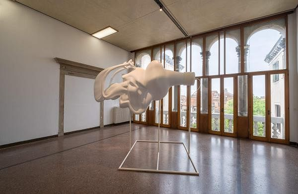 Marguerite Humeau. Future Generation Art Prize at Venice Biennale 2019: A Collateral Event of the 58th International Art Exhibition – La Biennale di Venezia. Photographs courtesy PinchukArtCentre.