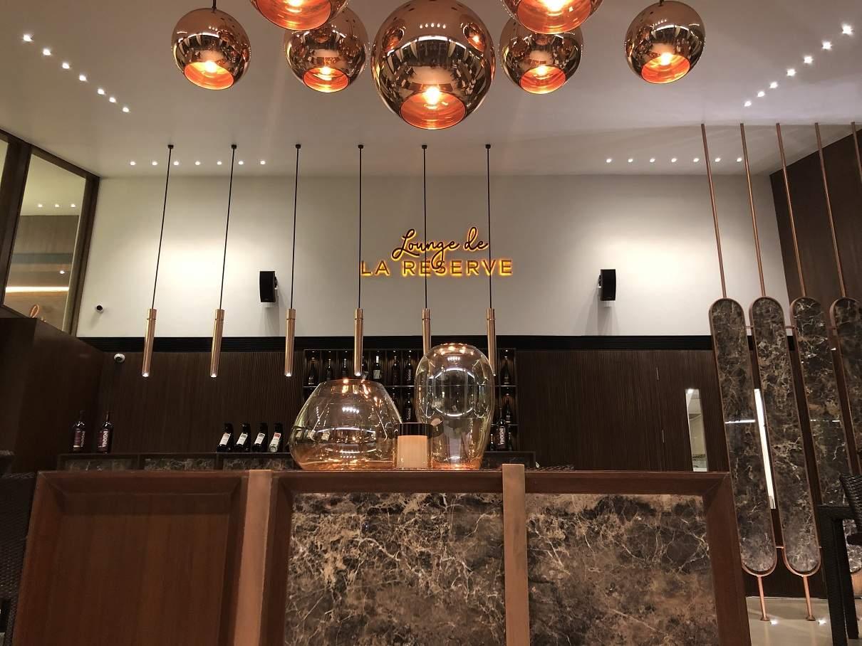 Lounge de La Reserve